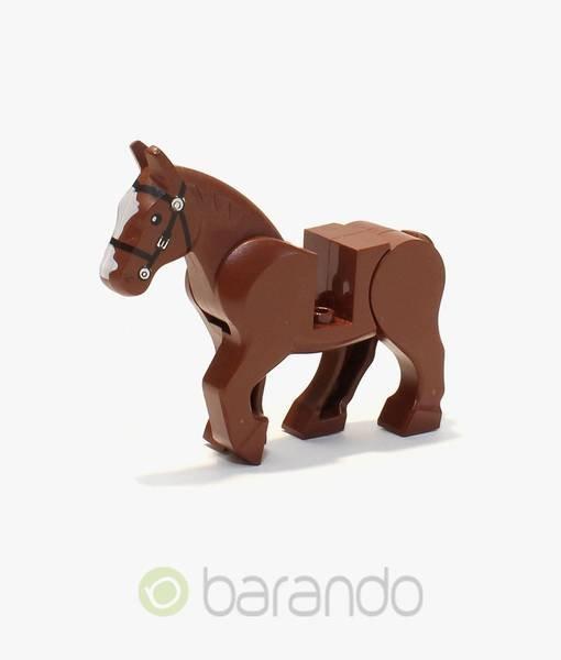 LEGO Pferd 10352c01pb01 - braun