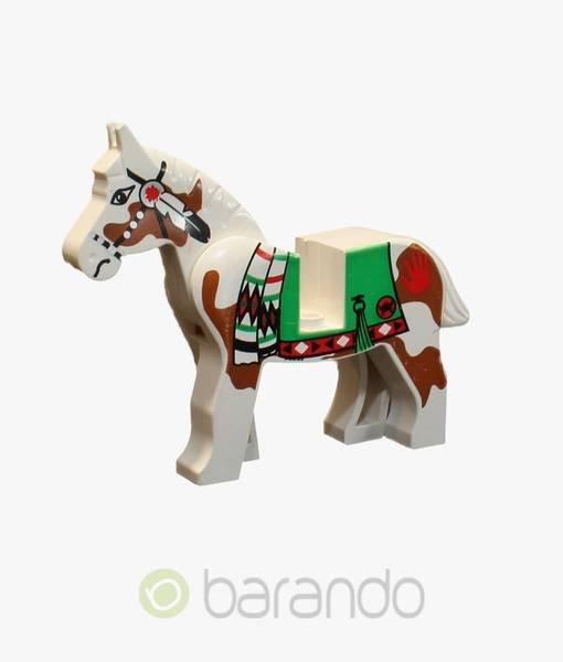 LEGO Pferd 4493c01px3 - weiß