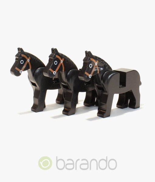 LEGO 3 Pferde 4493c01pb02 schwarz kaufen