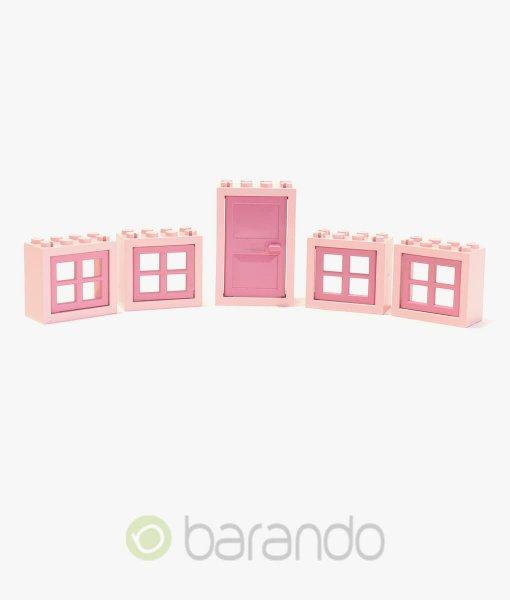 LEGO Fenster & Türen rosa/lila kaufen