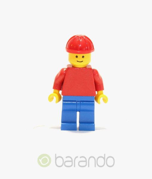 LEGO Plain Red Torso pln026