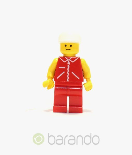 LEGO Jacket Red jred002 City