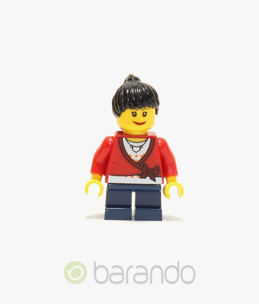 LEGO Sweater Cropped with Bow cty193