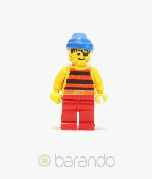 LEGO Pirate Red pi030 Piraten