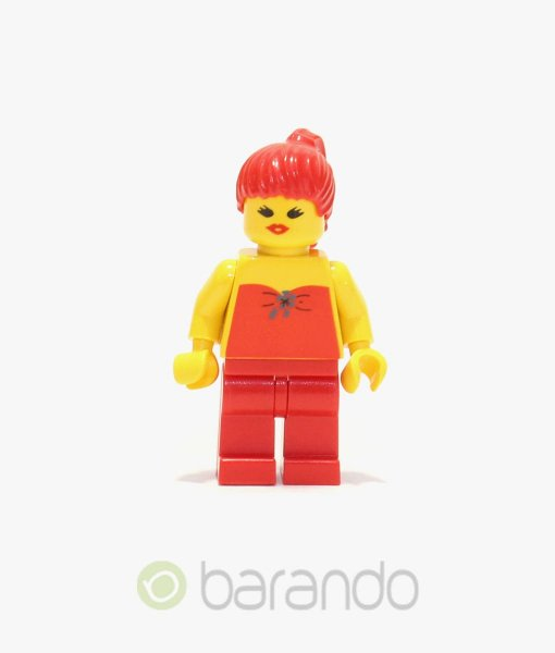 LEGO Red Halter Top fbr003