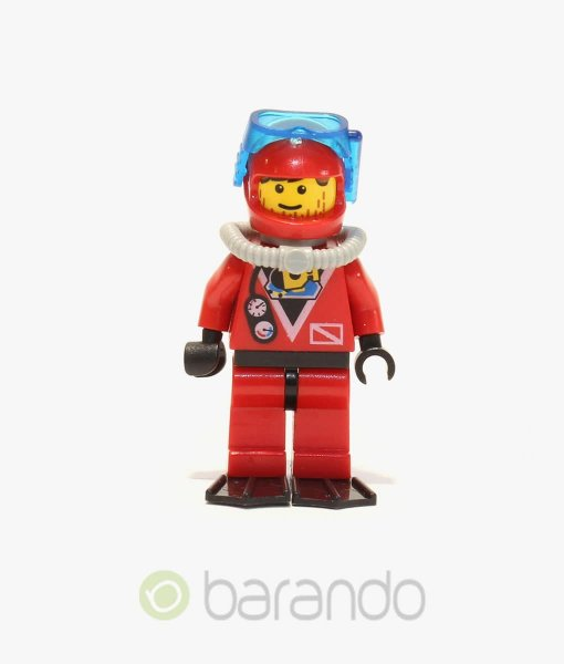 LEGO Red Diver 1 div017b City