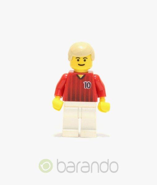 LEGO Soccer Player 10 soc089 Sports