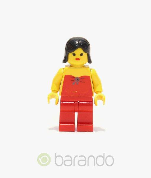 LEGO Red Halter Top fbr002