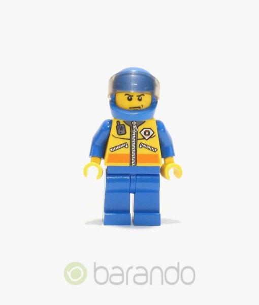 LEGO Helicopter Pilot 2 cty072 City