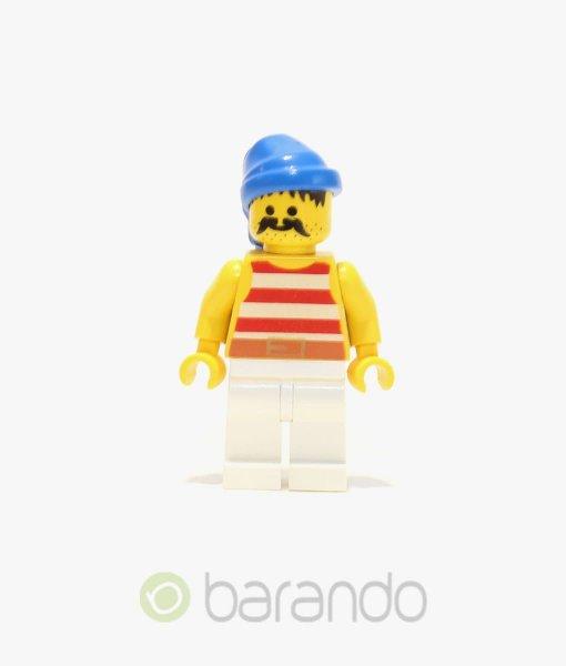 LEGO Pirate Red-White Stripes pi042
