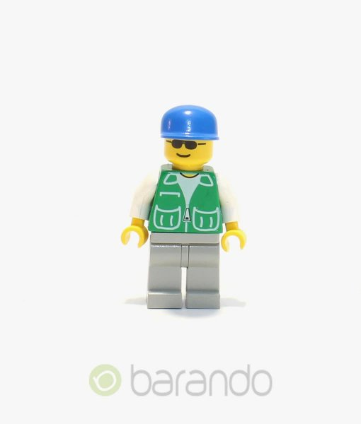LEGO Jacket Green pck023 City