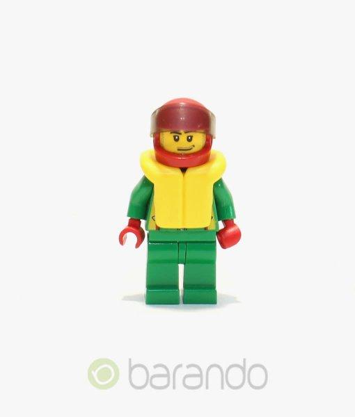LEGO Octan Green Jacket cty001 City