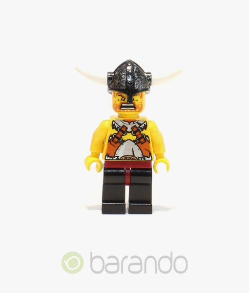 LEGO Viking Warrior 6b vik006 Wikinger