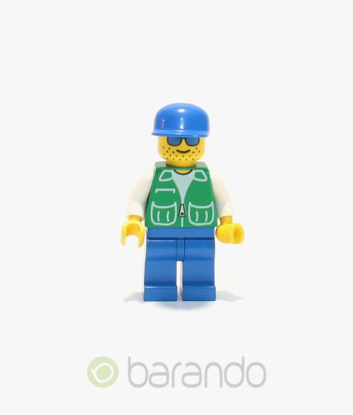 LEGO Jacket Green pck003 City