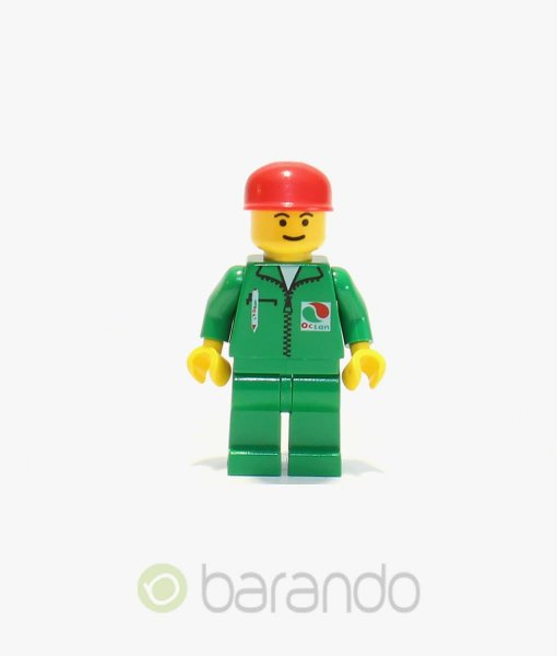 LEGO Green Jacket oct001 City