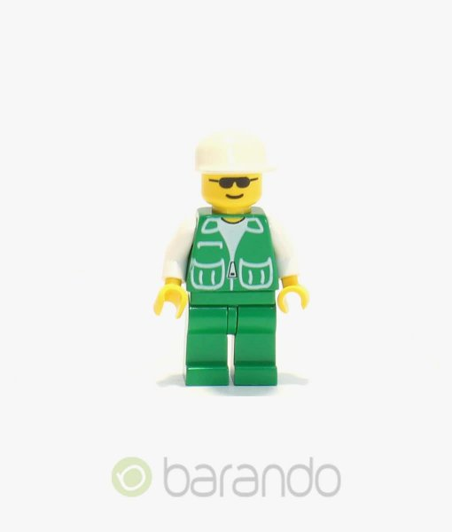 LEGO Jacket Green pck006 City Minifigur kaufen