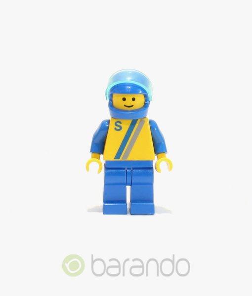 LEGO Yellow Blue-Gray Stripes s004 City Minifigur kaufen