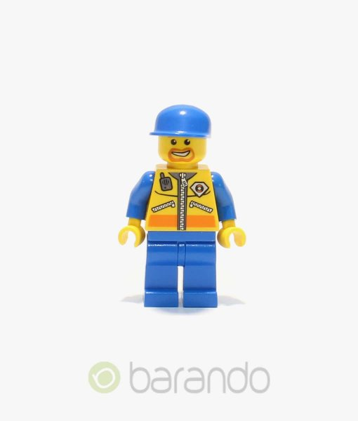 LEGO Patroller 1 cty070 City Minifigur kaufen