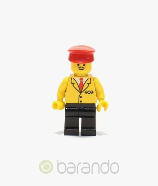 LEGO Schaffner trn060 - Railway Employee