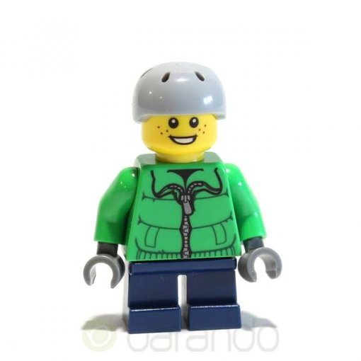 LEGO Junge cty0336 - Winter Jacket Zipper City