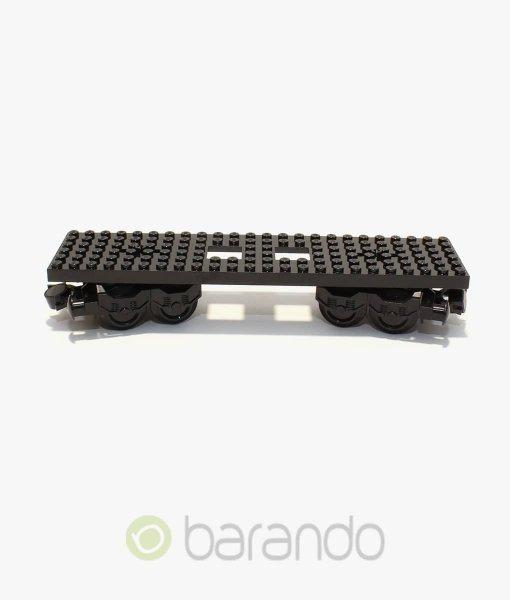 LEGO Eisenbahn Waggon 92340 Set schwarz kaufen