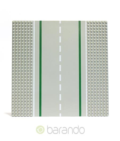 LEGO Platte 2358 - Straßenplatte Gerade