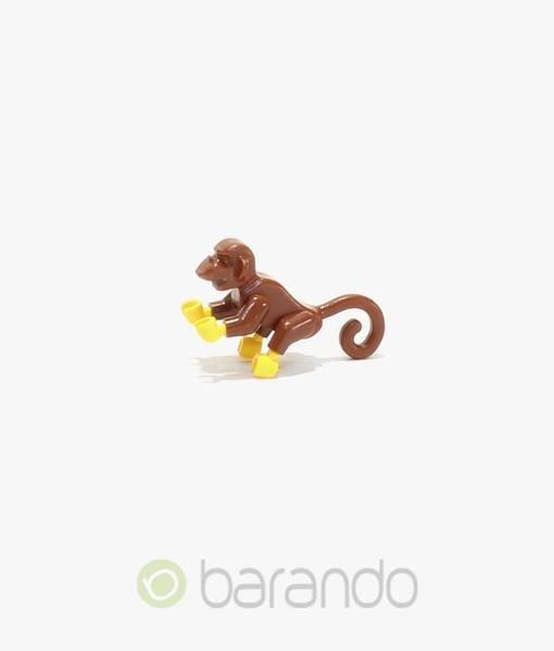 LEGO Affe 2550c01 - braun