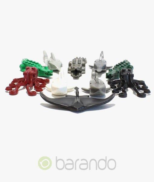 5 LEGO Meerestiere bunt gemischt online kaufen