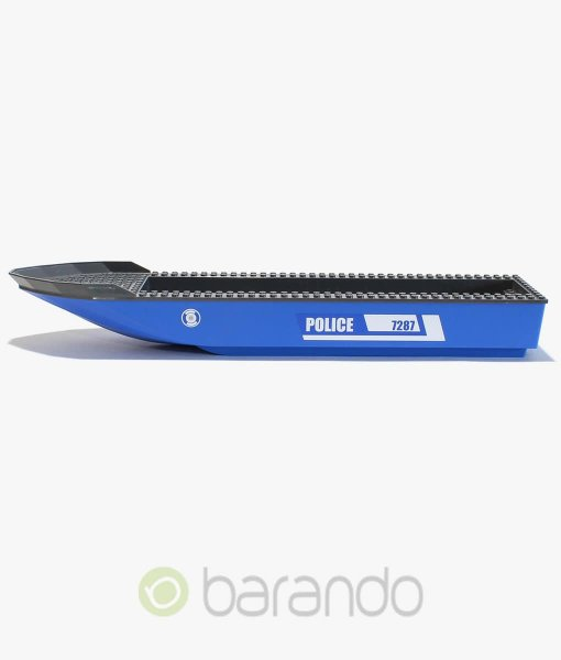 LEGO Schiff 54100 Polizeiboot in blau