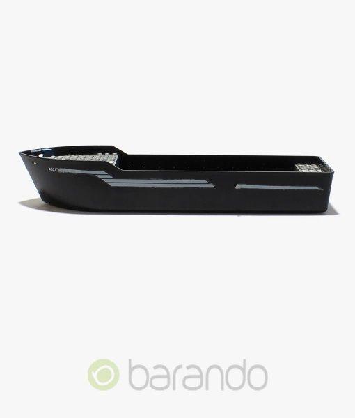 LEGO Schiff bfloat3c01 Polizeiboot in schwarz