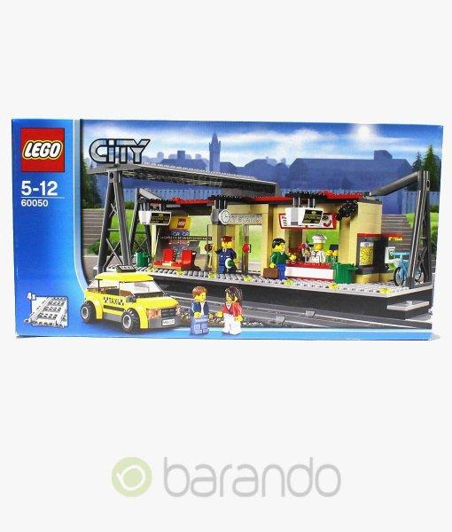 LEGO City 60050 Bahnhof Set kaufen