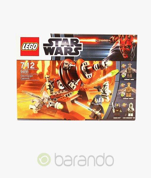 LEGO Star Wars 9491 Geonosian Cannon Set kaufen