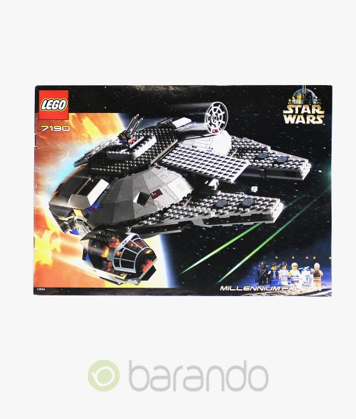 LEGO Star Wars 7190 Millennium Falcon Set kaufen