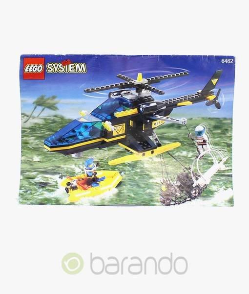 LEGO City 6462 - Rettungshubschrauber