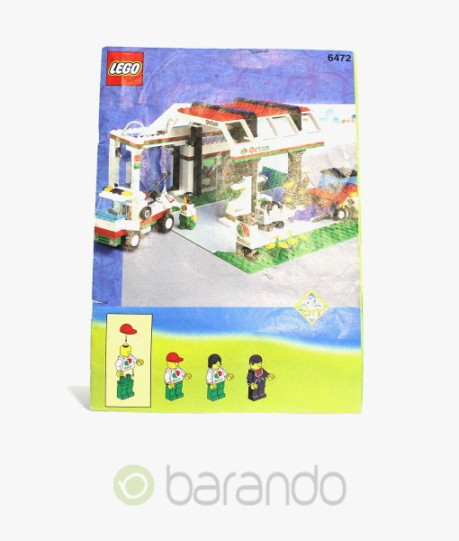 LEGO City 6472 Tankstelle Set kaufen