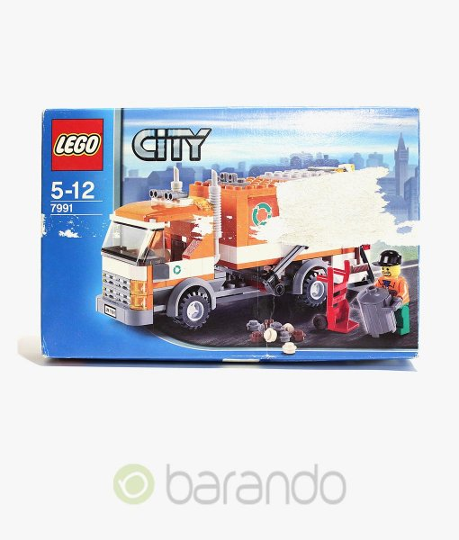 LEGO City 7991 Müllabfuhr Set kaufen