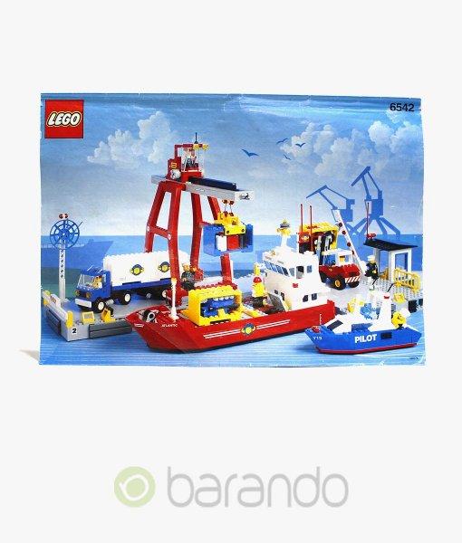 LEGO City 6542 - Containerhafen