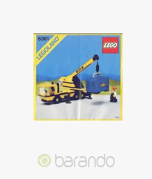 LEGO City 6361 - Kranwagen