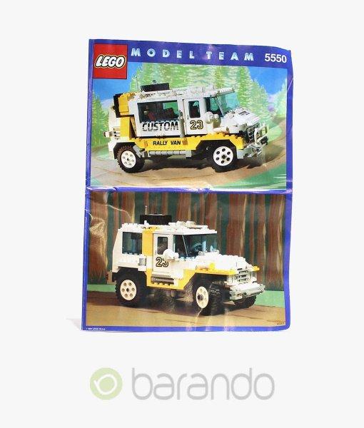 LEGO Technic 5550 Custom Rally Van Technik kaufen