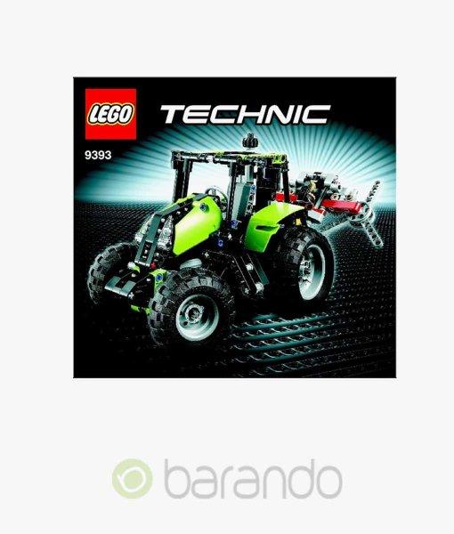 LEGO Technic 9393 Traktor Buggy Technik kaufen