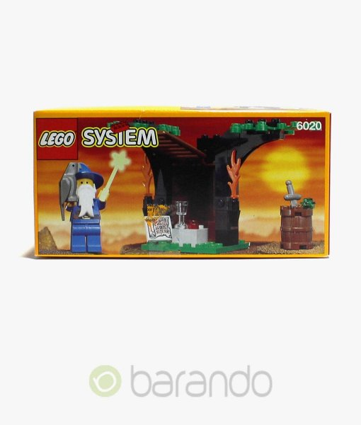 LEGO Castle 6020 Zauberladen Set kaufen