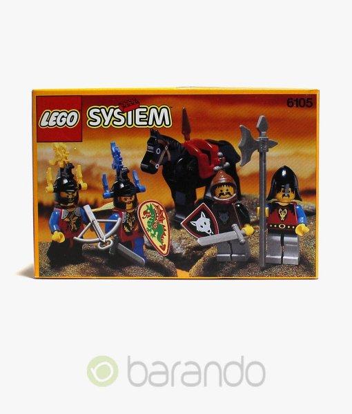 LEGO-Castle-6105-Mittelalterliche-Ritter-Set