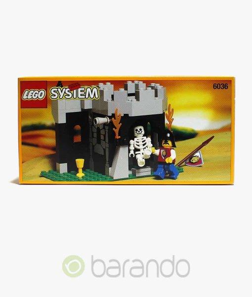 LEGO Castle 6036 - Skeleton Surprise