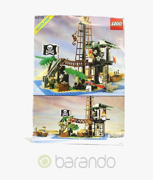 LEGO Pirates 6270 - Pirateninsel