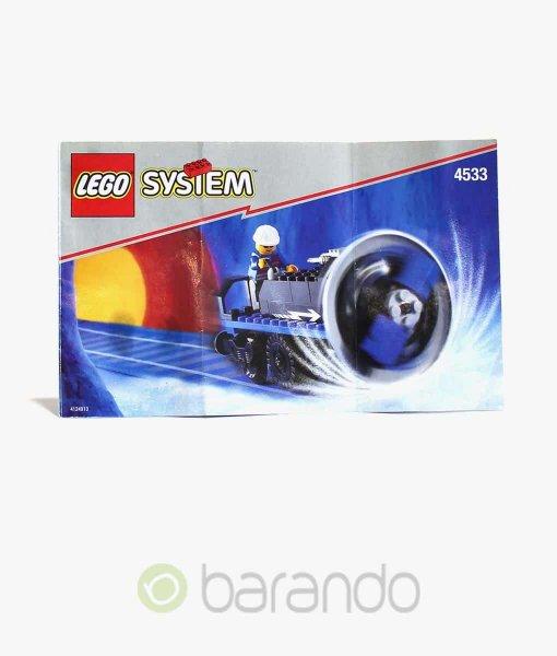 LEGO Train 4533 Schneefräse Set kaufen