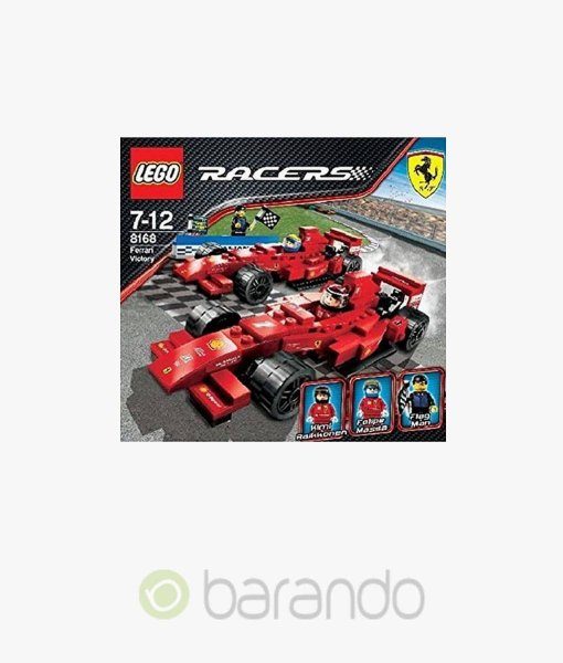 LEGO Racers 8168 Ferrari Victory Set