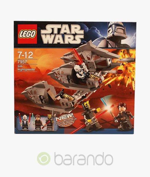 LEGO Star Wars 7957 Sith Nightspeeder Set