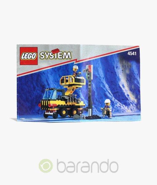 LEGO Train 4541 Reparaturwagen Eisenbahn Set