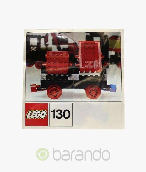 LEGO Train 130 Güterwagon Eisenbahn Set