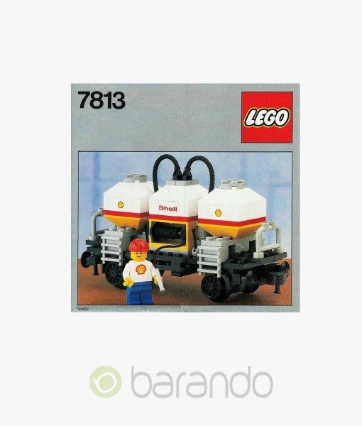 LEGO Train 7813 Shell Tankwagen Eisenbahn kaufen